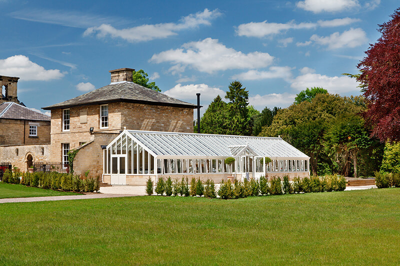 Glasshouse at Bowcliffe Hall | Marston & Langinger